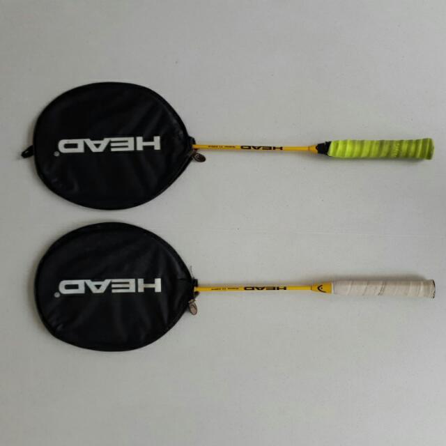 Badminton Racquet - Head