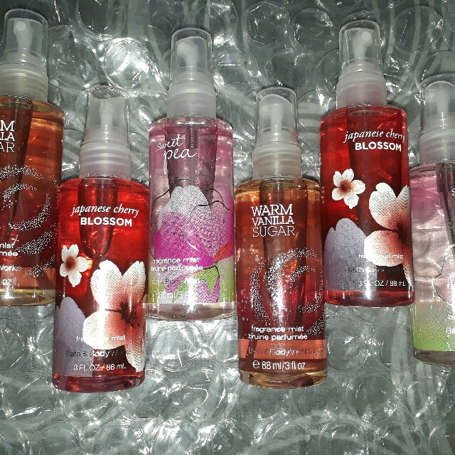 Bath & Body Works 88ml Authentic from US