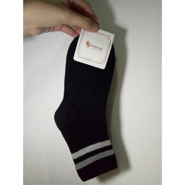 Black Korean Socks