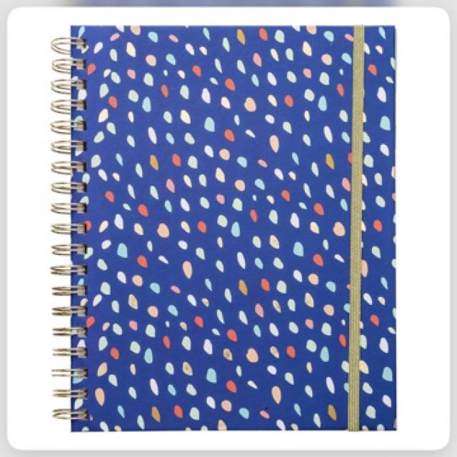 BRIT + CO Spiral Bound Planner