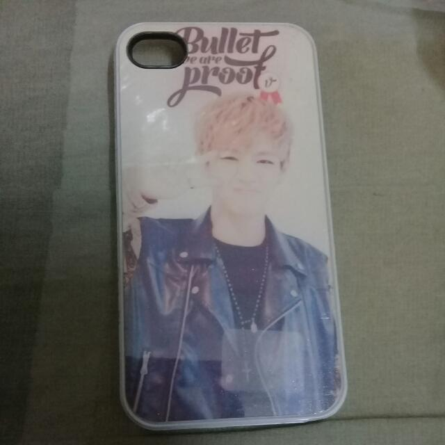 BTS V KIM TAEHYUNG IPHONE 4 PHONE COVER