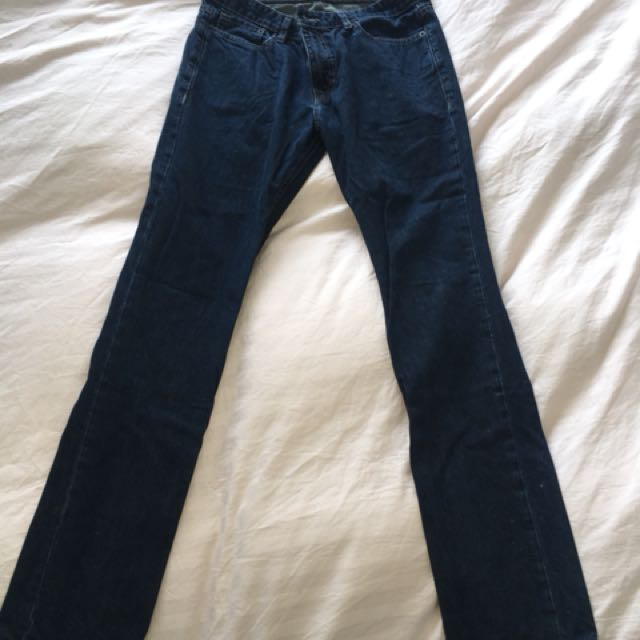 Calvin Klein Jeans men's Slim Straight W31 L32