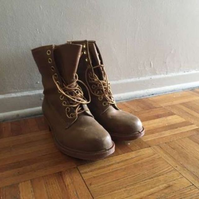Canadian-Made Vintage Boots
