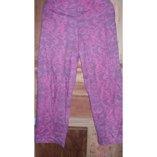 Celana Kullot Batik