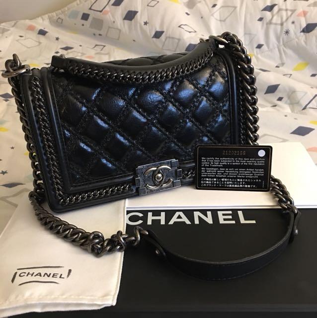Chanel Boy Media Paris to Salzburg