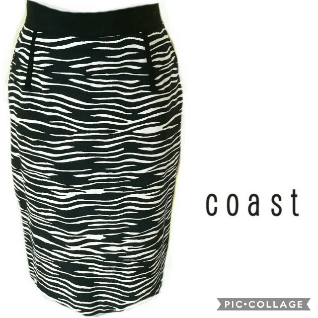 COAST (USA) pencil wiggle skirt   for CUE lovers  size 12  rrp$195