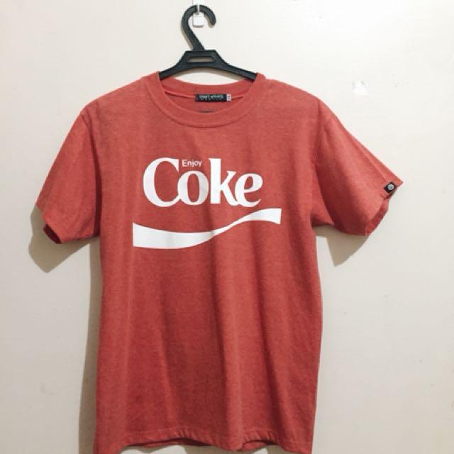 Coke Vintage Style shirt