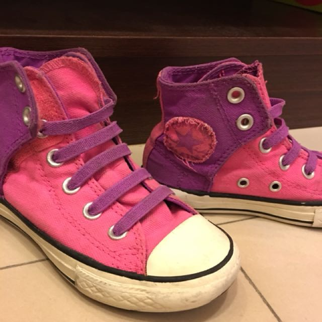 Converse all star 女童11號