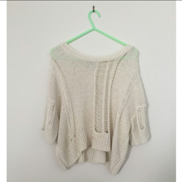 Cotton On Crop Knit
