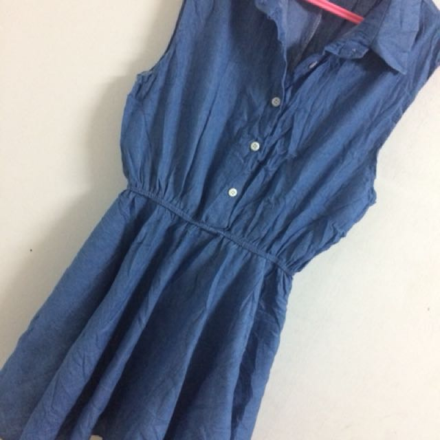Denim Dress (Korea)