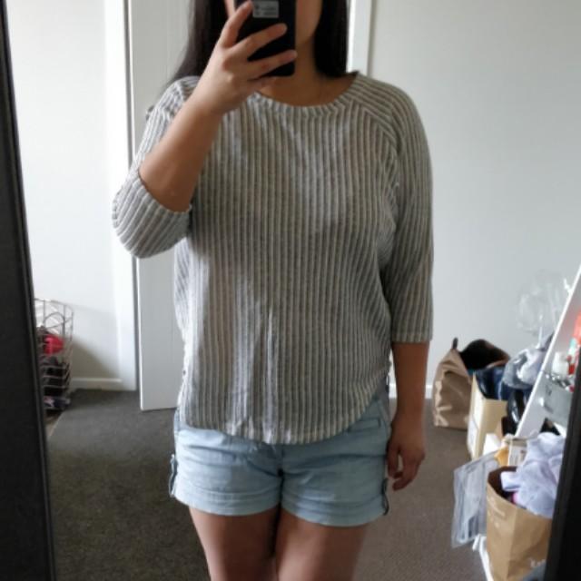 Doleman style light knit