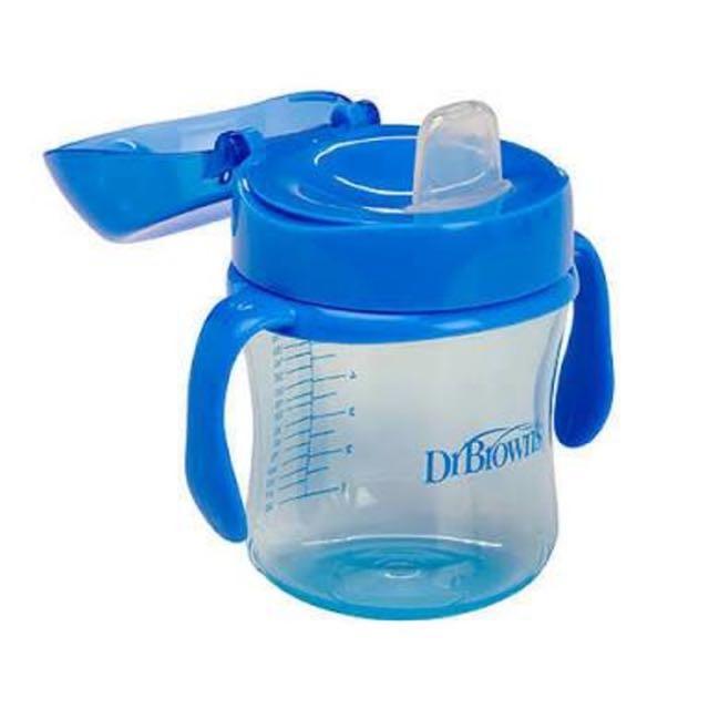 DR. BROWN soft spout transition cup