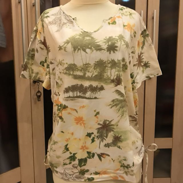 Dusty Floral Shirt