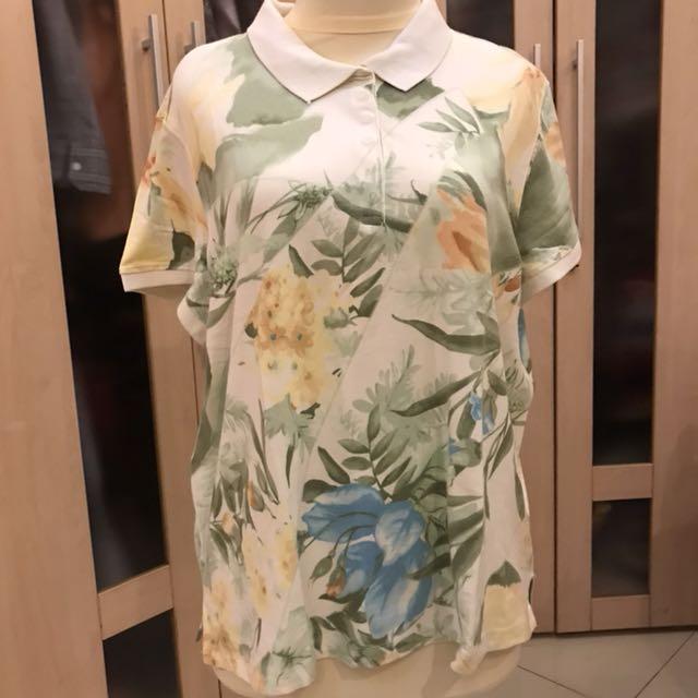 Dusty Floral T Shirt