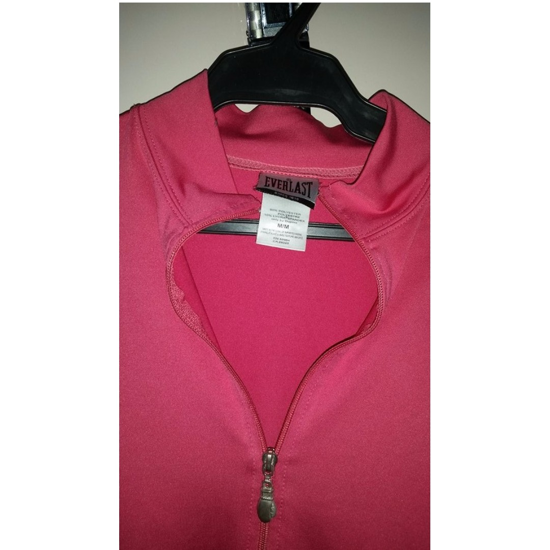 REPRICED Everlast Pink Jacket