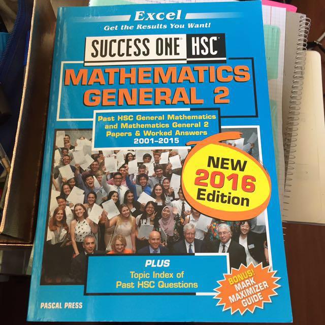Excel General Math