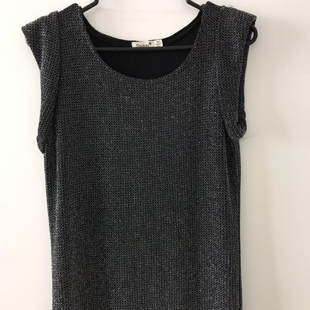 Flattering quality dress sz m/L