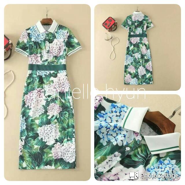 📌☺Floral Dress Premium Quality