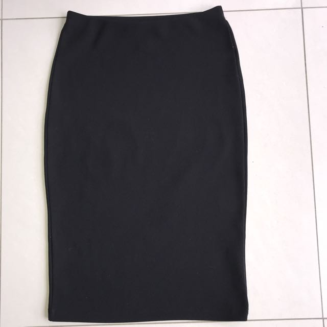 Forever 21 work skirt Sz S