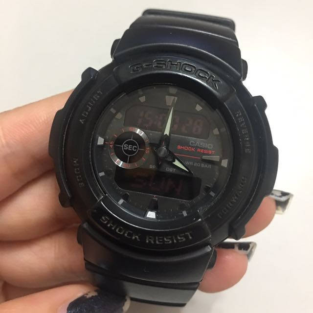 new products f2f0c 1937a G shock G300ML 3750手錶