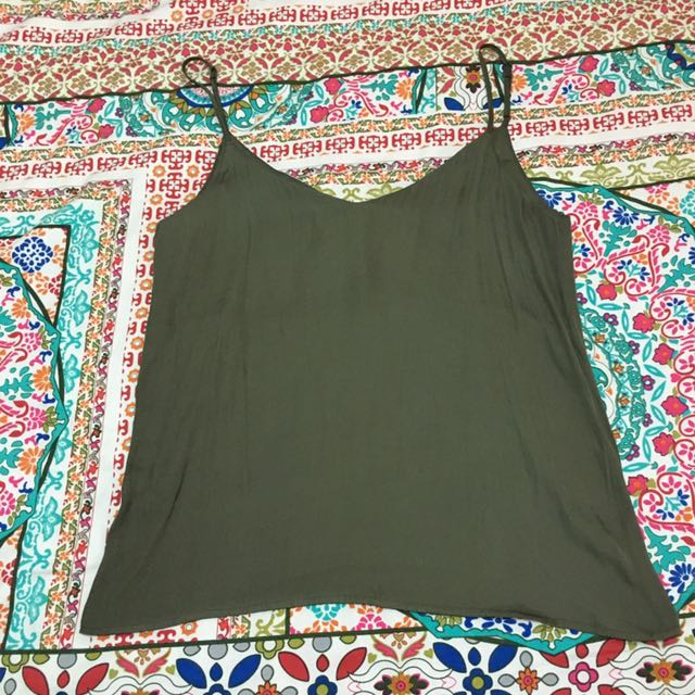 Glassons size 10 silk top