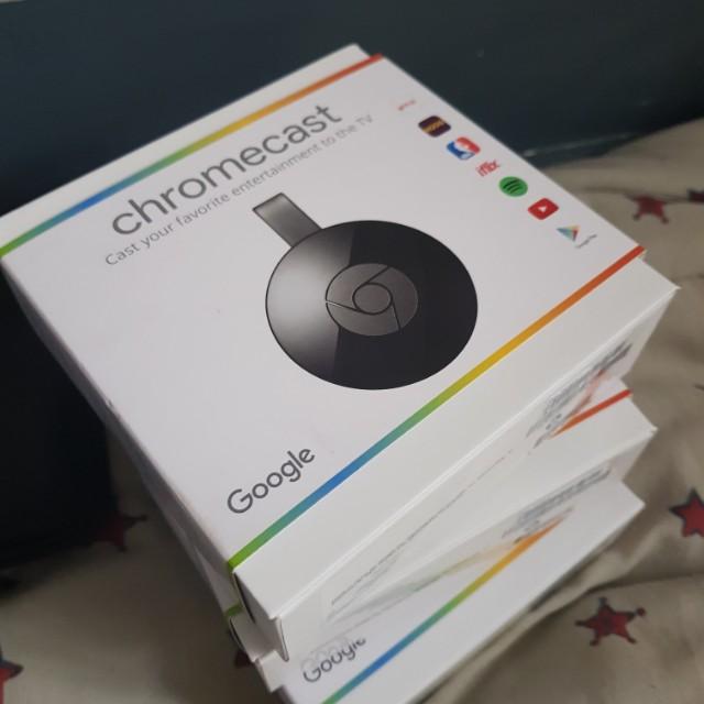 Google Chromecast V2