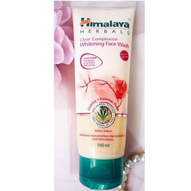 HIMALAYA HERBAL Whitening Face Wash
