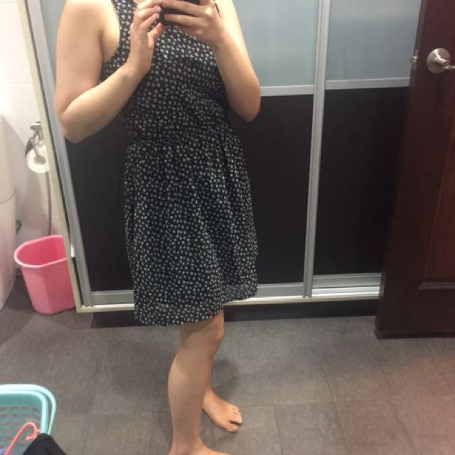 H&M Divided dress