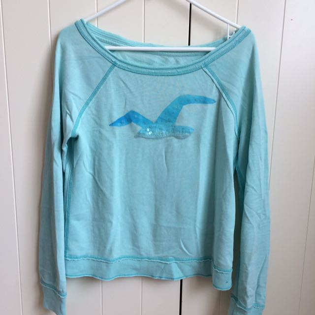 Hollister jumper, size M