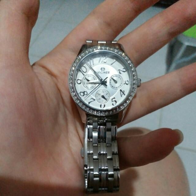 Jam Tangan Hegner Wanita Original Watch