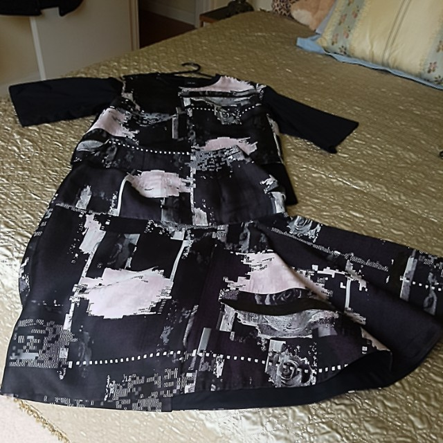 Josh Goot skirt and top