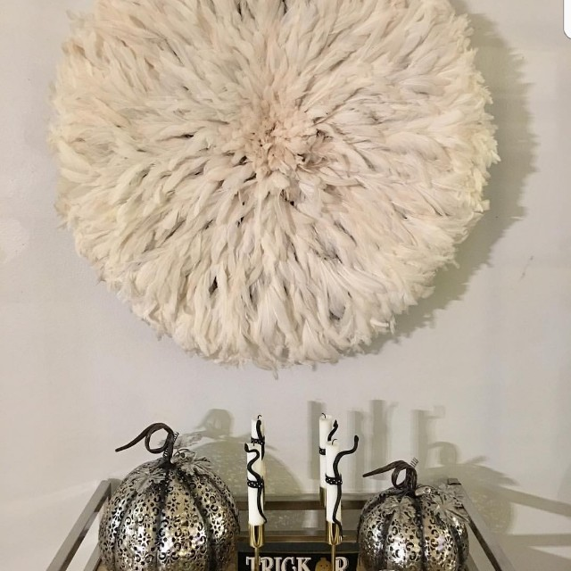 Juju Hat from Cameroon - Authentic