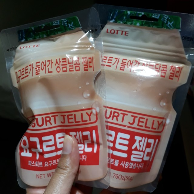 Korea Yoghurt Jelly