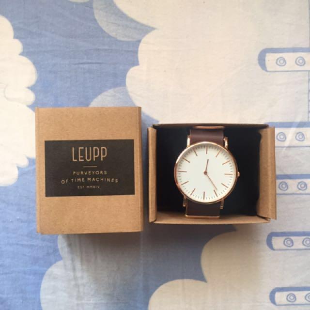 Leupp Classic Watch