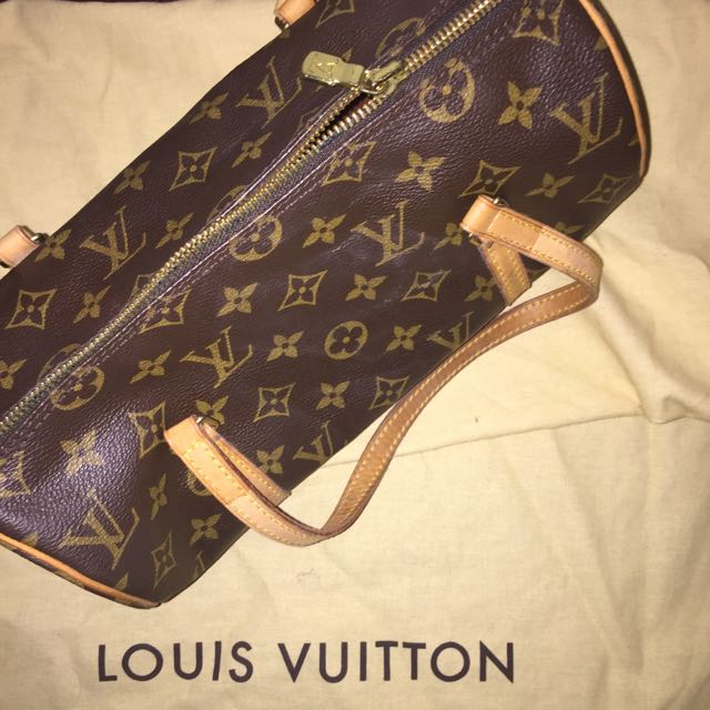 9f2651748e7a Louis Vuitton Monogram Papillon