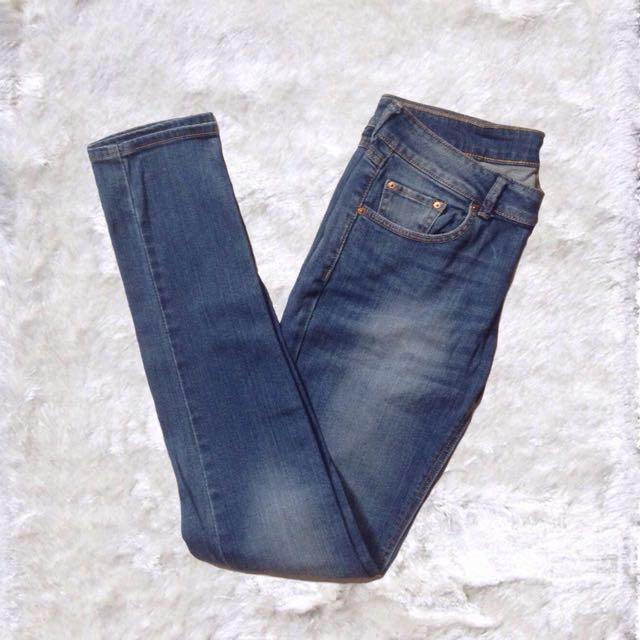 MANGO | Alice Slim Denim Jeans