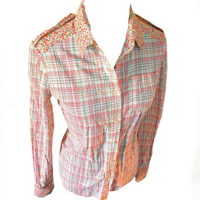 MARC JACOBS RTW summer blouse  size 10 12  authentic $$$$