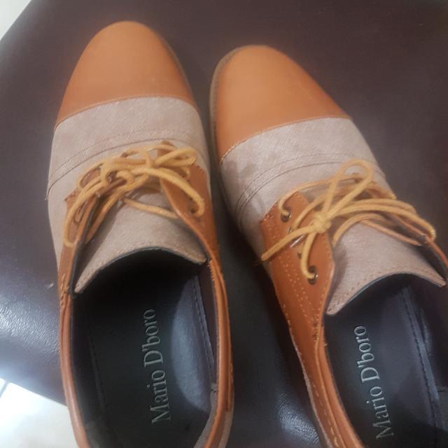 mario d boro size 10 shoes