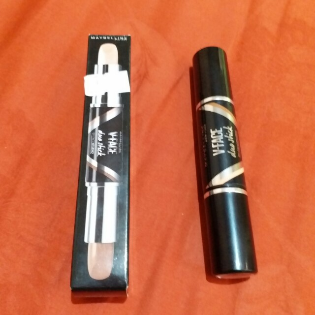 Maybelline V-Face duo stick