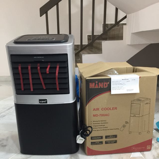 Mind Air Cooler MD-700AC, Kitchen & Appliances On Carousell