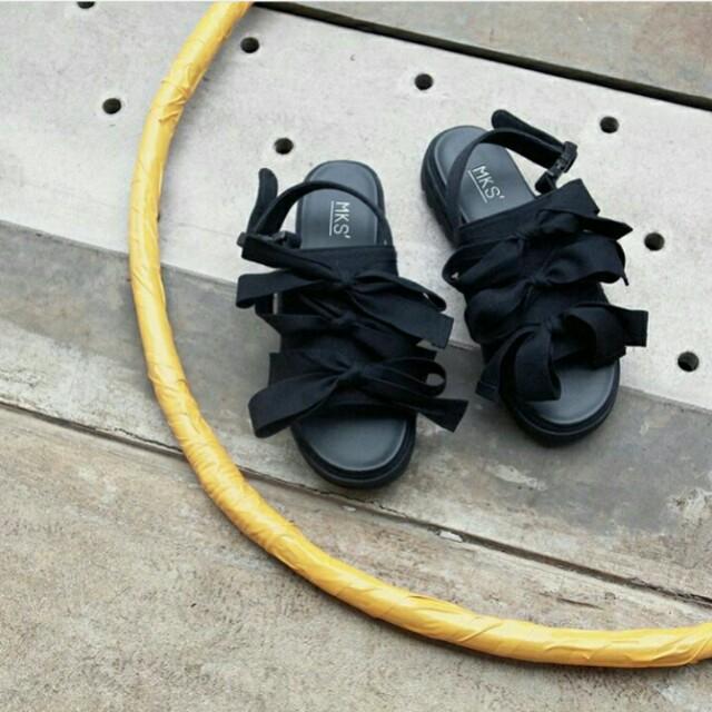 MKS Shoes Arca Black
