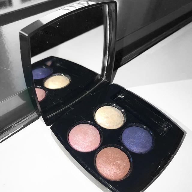 NEW Chanel Eyeshadow Palette