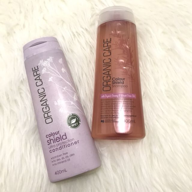 NEW, SALE - Organic Care Colour Shield Shampoo & Conditioner