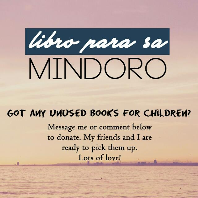 Outreach In Mindoro