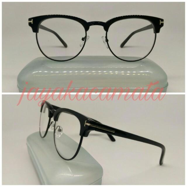 Paket lensa minus frame kacamata tom ford 8105 0038fa15ad