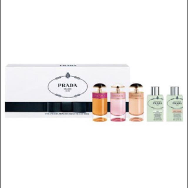 Prada Miniatures Collection