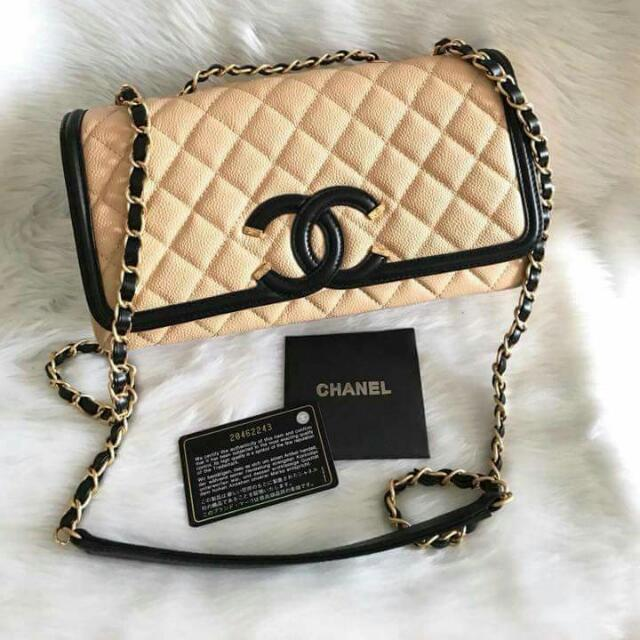 b1694a41be8 Preloved chanel japan, Women s Fashion, Bags   Wallets on Carousell