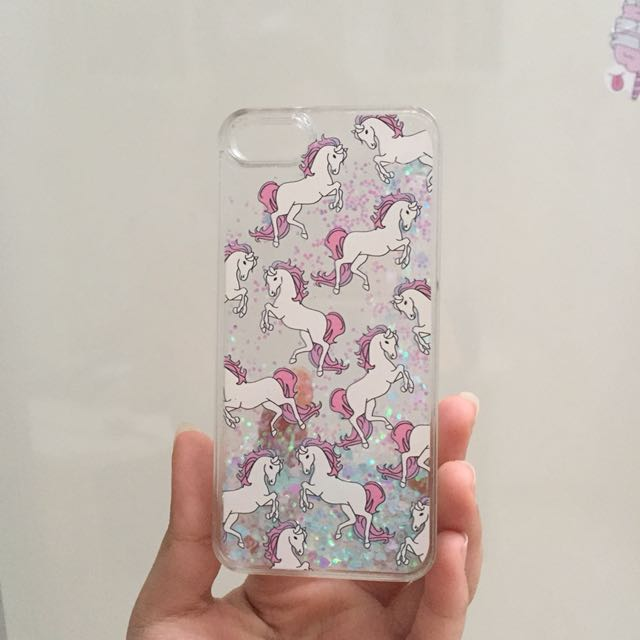 Preloved Unicorn 🦄 hard Case for iPhone 5/5s/SE