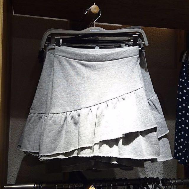 Pull&Bear Frills Skirt