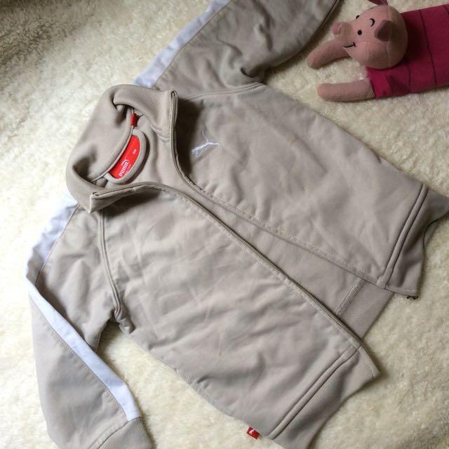 Puma kid's Bomber jacket